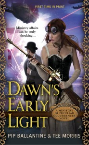 Guest Blog Post: Steampunk Author Tee Morris