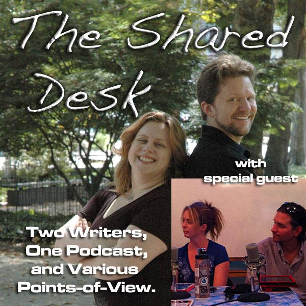 Guest Blog & Podcast: Tee Morris & Pip Ballantine