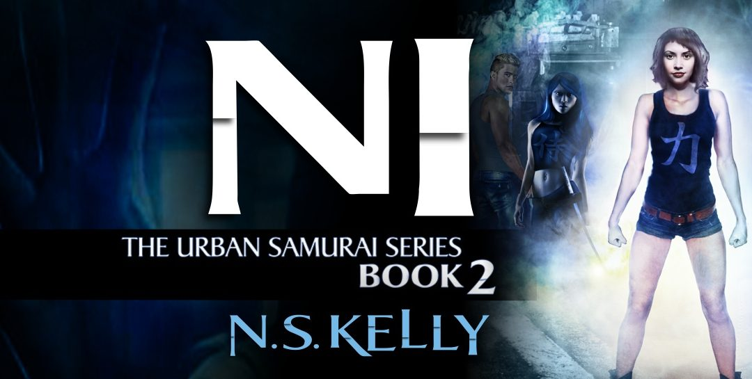 #teaserTuesday – Urban Samurai Book 2: Ni
