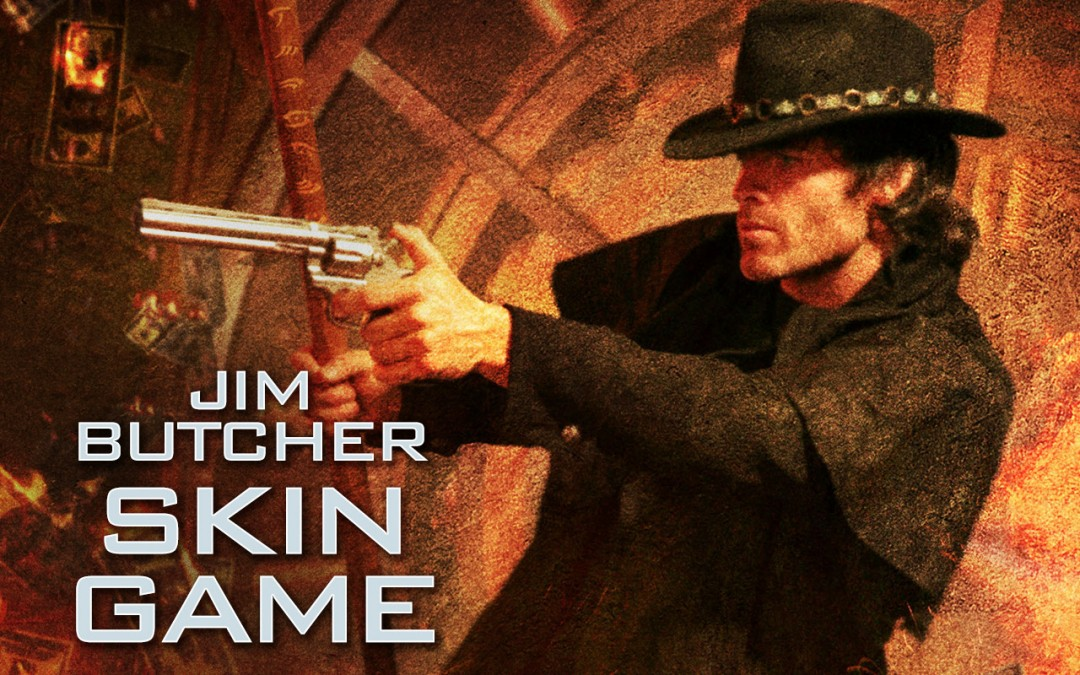 "Book Review: Jim Butcher – ""Skin Game"""