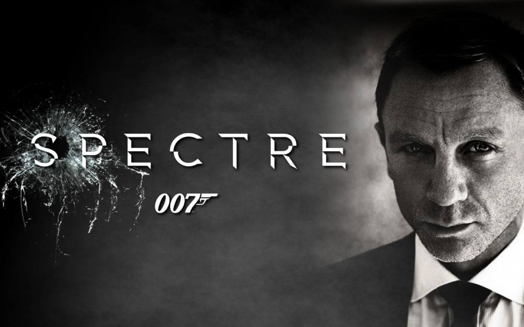 Spectre – My Unique Take on James Bond Films