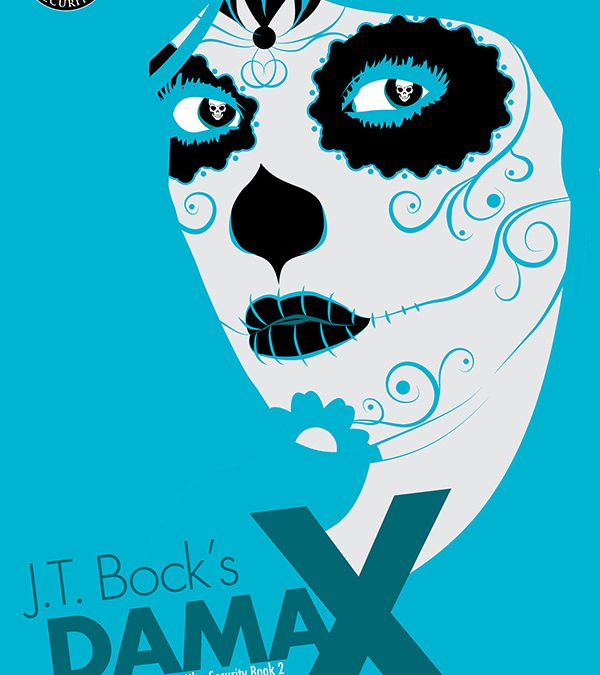 Book Review: Dama X by JT Bock