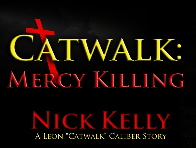 Cover Reveal – Catwalk: Mercy Killing
