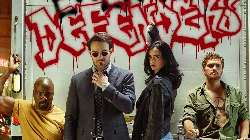 Why I'm Fired up for the Defenders