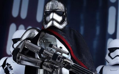 Book Review: Phasma (Journey to Star Wars: The Last Jedi)