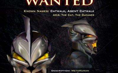 Pre-Order Announcement – Catwalk: Obedient