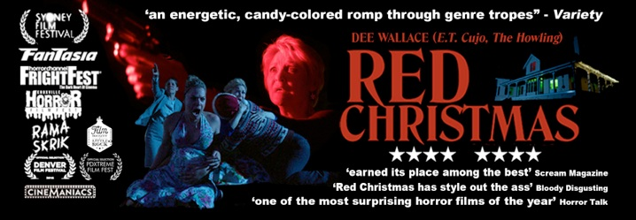 Movie Review: Red Christmas
