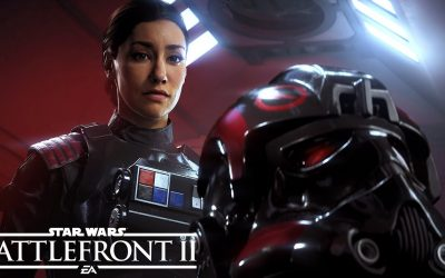 Book Review: Battlefront II – Inferno Squad