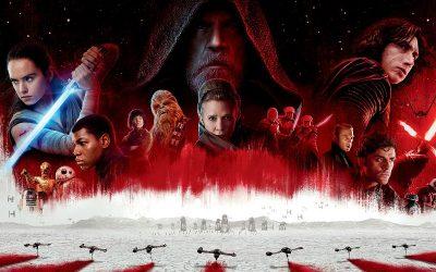 Movie Review: Star Wars Episode VIII: The Last Jedi