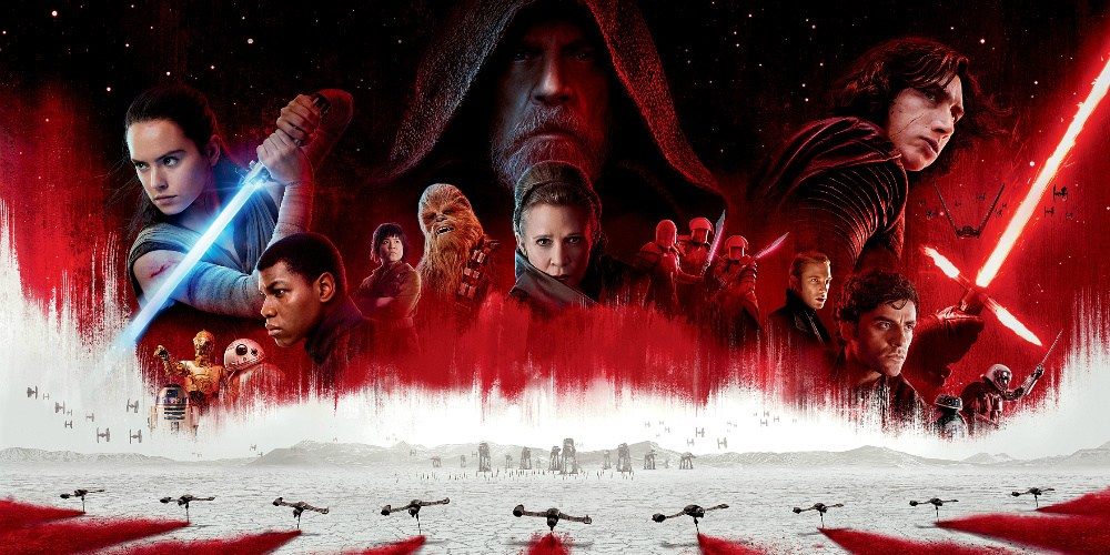 Movie Review: Star Wars Episode VIII: The Last Jedi