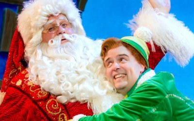 Theater Review: Elf the Musical